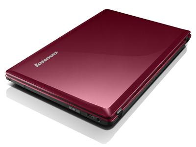 Lenovo G580 Cel DC B830 4GB 320GB DVDRW Win8 Red