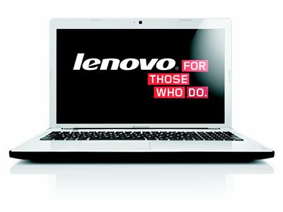 Lenovo IdeaPad Z580 Core i5-3210M 6GB 1TB DVDRW Win8 White