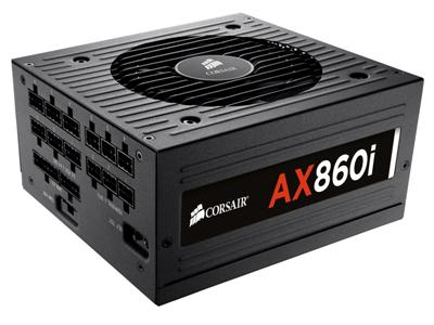 Corsair 860W AX860i 80PLUS Platinum High Performance Digital PSU