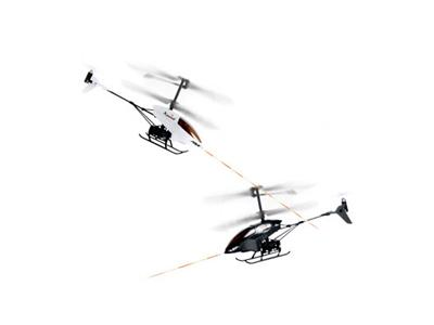 Best Value XPEED 3007 Battling Combat R/C Helicopters