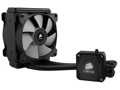 Corsair H80i Hydro Series Extreme Performance CPU Cooling