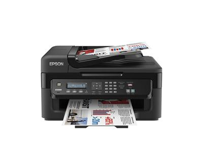 Epson Workforce WF-2520NF Colour Inkjet Multifunction Printer