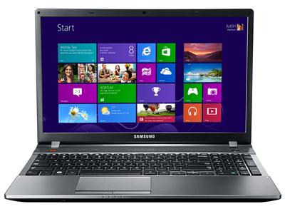 "Samsung Series 5 NP550P5C-A05UK Core i5-3210M 8GB RAM 1TB HDD JBL Stereo Speakers 15.6"" Win8"