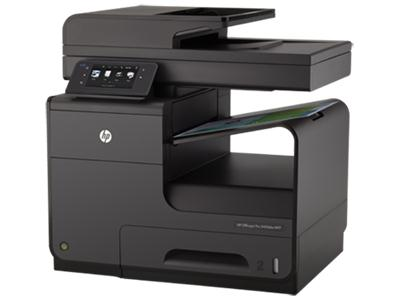 HP Officejet Pro X476dw Colour InkJet Multifunction Printer
