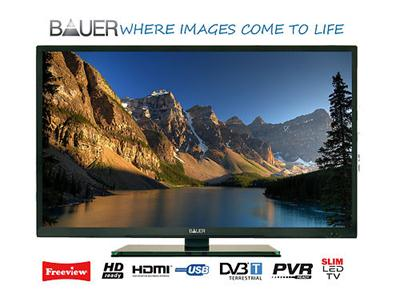 "Best Value 32"" Bauer TV with HDMI and PVR"