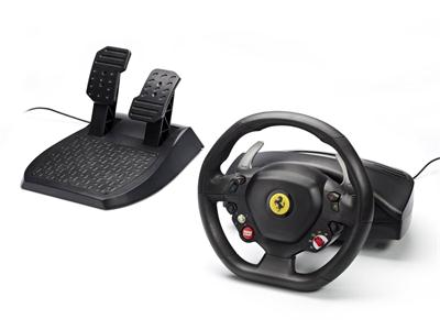 Thrustmaster Ferrari 458 Italia - Racing Wheel and Pedals - PC / Xbox 360