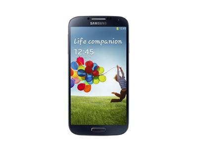 "Samsung GALAXY S4 - Android - 4G - 16GB - 5"" Full HD Super AMOLED - black"