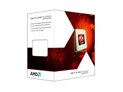 AMD FX-4350 AM3+ 4.3GHz 12MB 125W Vishera Unlocked Quad Core Processor