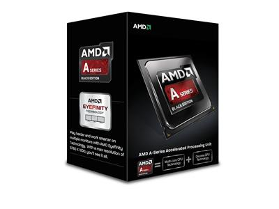 AMD A6-6400K 4.1GHz FM2 1MB Dual-Core Processor, Richland Core, AMD Radeon HD 8470D