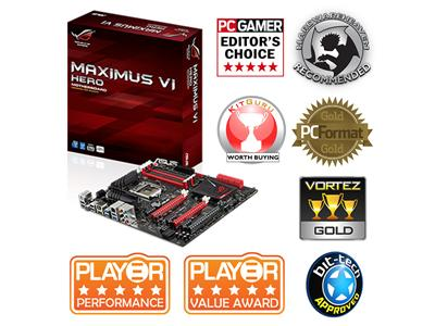 Asus MAXIMUS VI HERO S1150 Intel Z87 DDR3 ATX