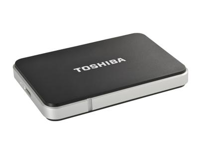 "Toshiba 1TB Stor.E Edition USB 3.0 2.5"" Portable Drive w/ 1 Year Data Recovery Service"