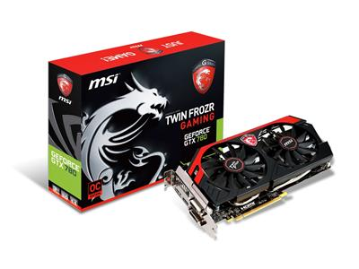 MSI GeForce GTX 780 902MHz 3GB PCI-Express 3.0 HDMI Twin Frozr OC