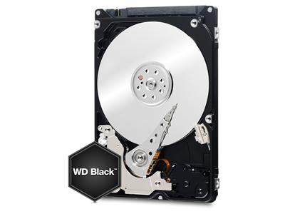 "WD 500GB Black SATA 6GB/s 7200RPM 16MB 2.5"" 9.5mm Hard Drive"