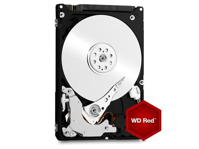 "WD 1TB Red SATA 6Gb/s 16MB 2.5"" Hard Drive"