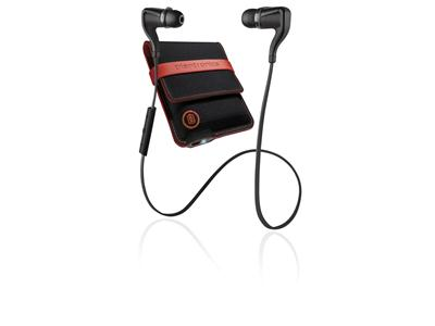 Plantronics BackBeat GO 2 Wireless Bluetooth Headset Black with Charging Case