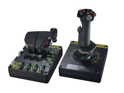 Saitek Pro Flight X-55 Rhino H.O.T.A.S. system for PC