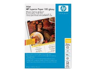 HP Professional Glossy Inkjet Paper-50 sheet/A4/210 x 297 mm