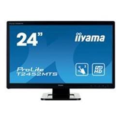 iiyama ProLite T2452MTSB4 24 1920x1080 2ms VGA DVI HDMI USB Touchscreen LED Monitor