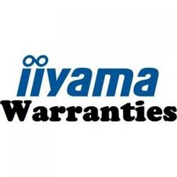 iiyama 17 to 27 5 Year On-Site Swap Warranty Service (Non-Touch)