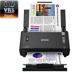 Epson WorkForce DS-520 A4 Colour USB Only Sheetfed Scanner