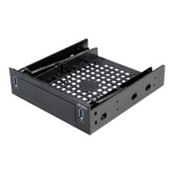 Akasa 5.25 Front Bay Adapter for 3.5 device/HDD/2.5HDD/SSD with