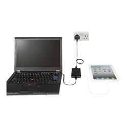 Targus Compact Laptop and Tablet USB Charger  UK