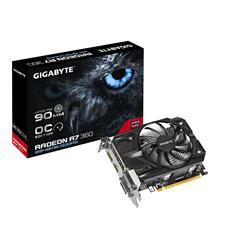 Gigabyte AMD Radeon R7 360 OC 2GB GDDR5 PCIE Graphics Card