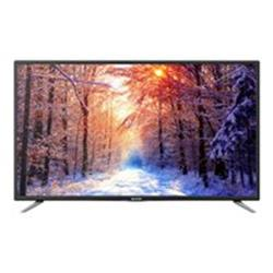 Sharp 32 Black HD Ready LED TV with Freeview 1366 x 768 3x HDMI
